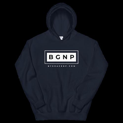 BGNP Block Unisex Hoodie (Assorted Colors)