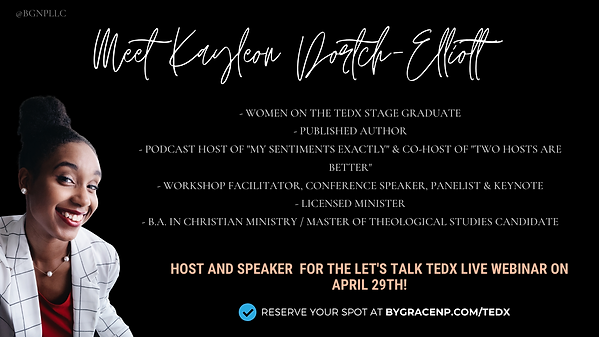 Let's Talk TEDx Meet Kayleon.png