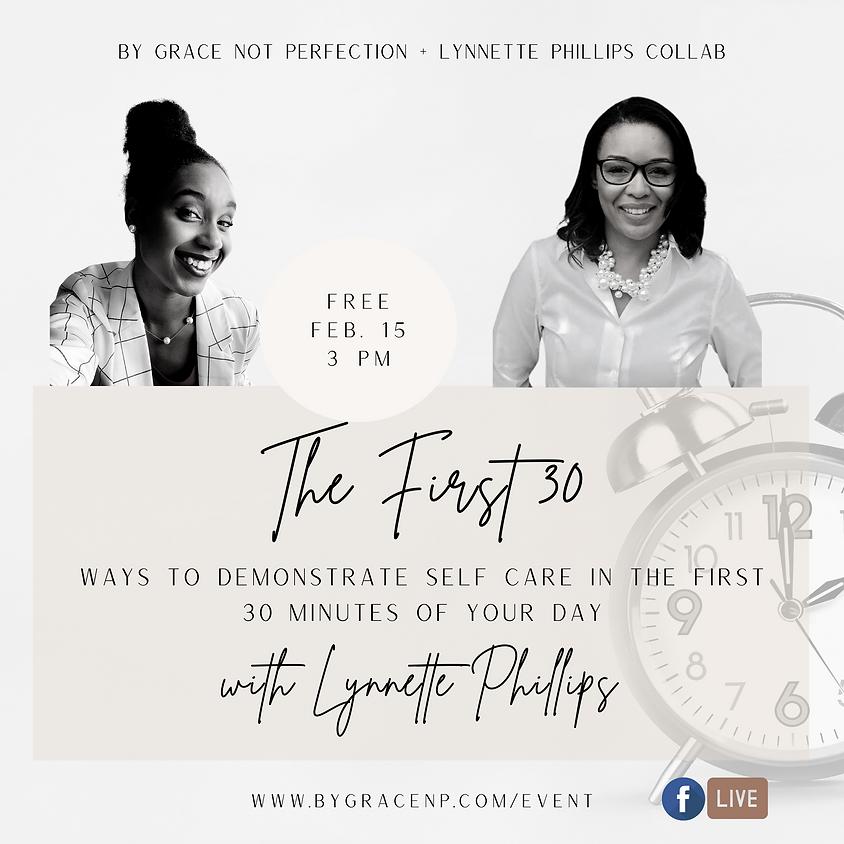 Brand Collab: The First 30 ft. Lynnette Phillips