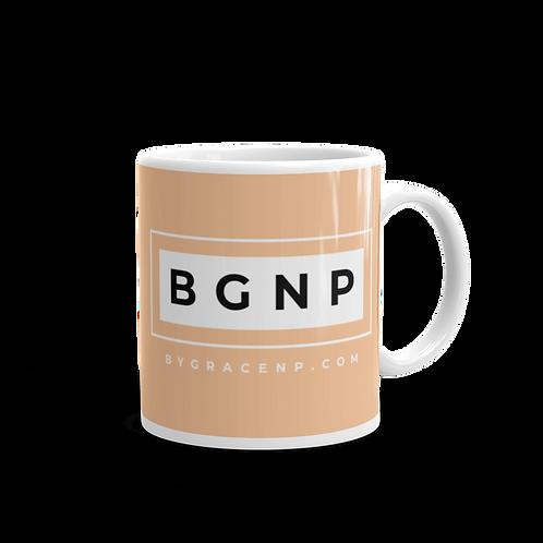 BGNP Block Mug (Nude)