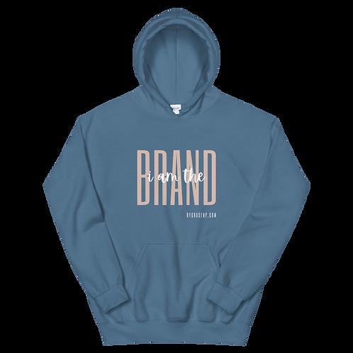 I Am the Brand Hoodie