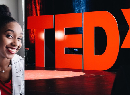 My First TEDx Decision