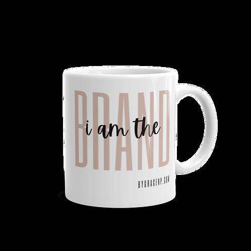 I Am the Brand Mug (White)