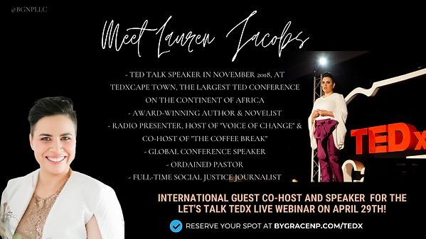 Let's Talk TEDx Meet Lauren Jaocbs.png