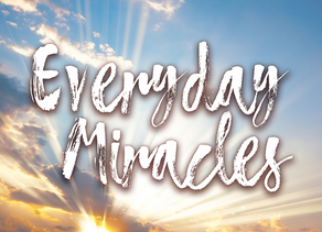 Divine Impartation From A Stranger: An Interview on Everyday Miracles Podcast