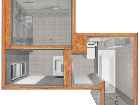 Paddington Bathroom Project
