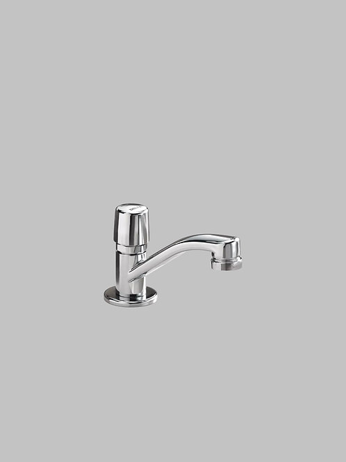 Faucet, Metering, Single Temperature