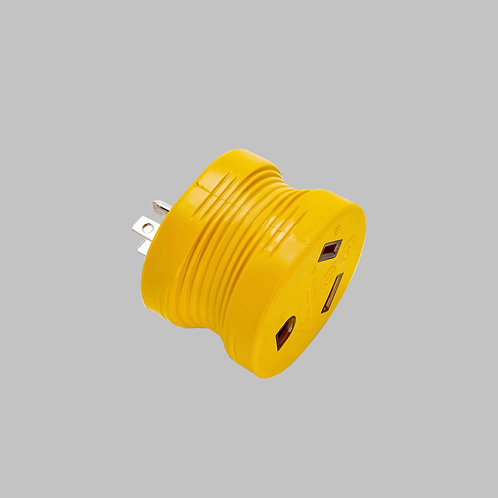 Power Adapter, 120V, 30A to 20A
