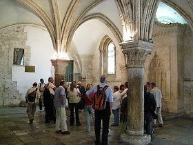 Jerusalem, room of the last supper