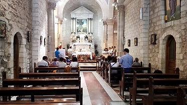 Cana of Galilee, Wedding Church