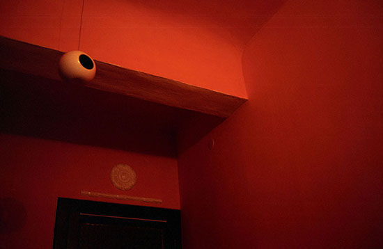 Wai Kit Lam - The Red Room of Ivan