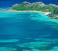Bateau à voile sous les Tropiques