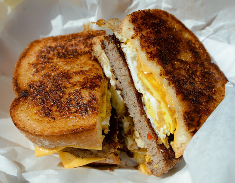 Breakfast Melt
