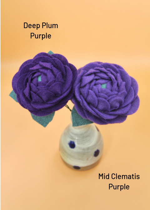 Ranunculus Build Your Own Bouquet