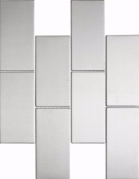 Stainless Steel Subway Tile
