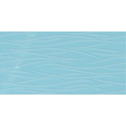 Daltile - Showscape Crisp Blue Brushstroke