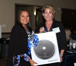 Roomba Prize Winner