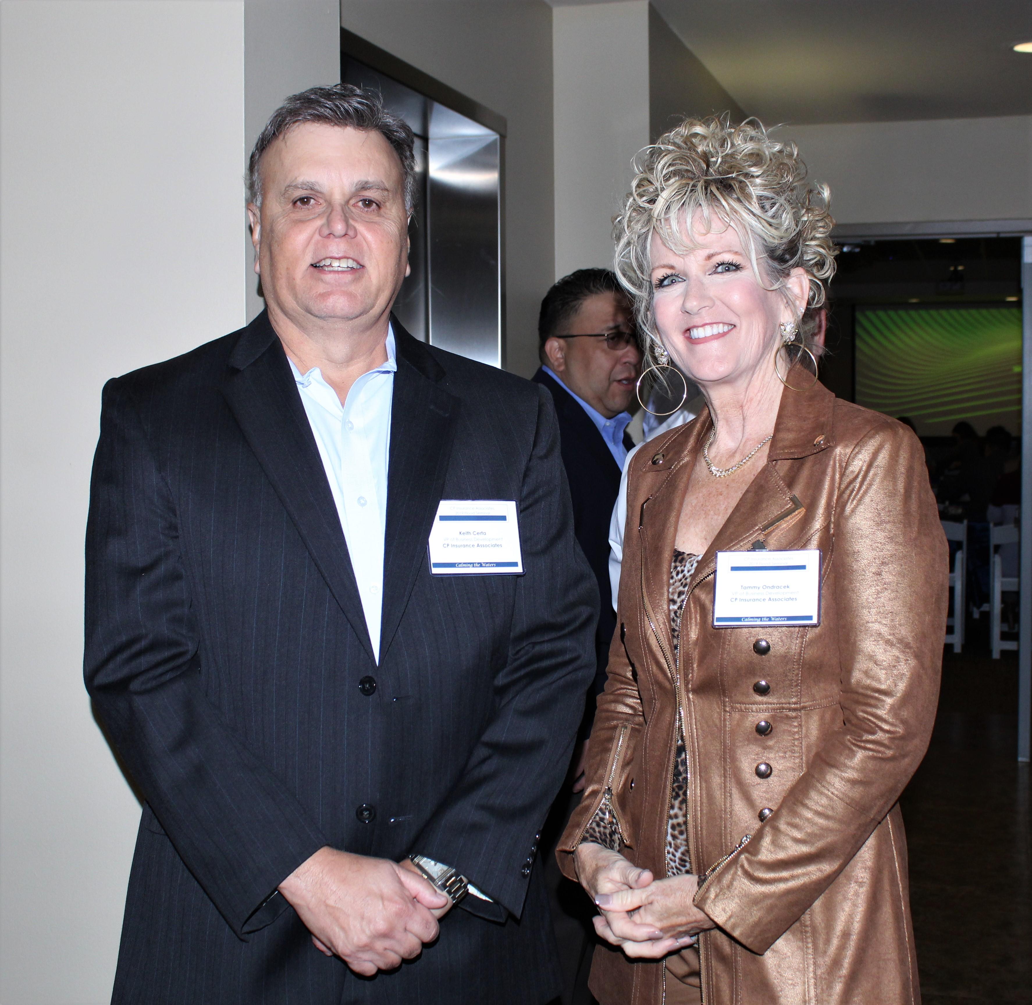 Tammy & Keith