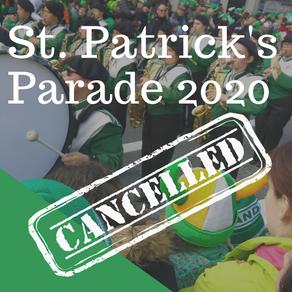 Saint Patrick's Day 2020