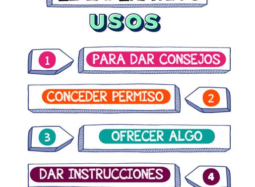 El imperativo en español