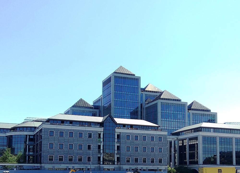 Ulster Bank, en el centro de Dublín