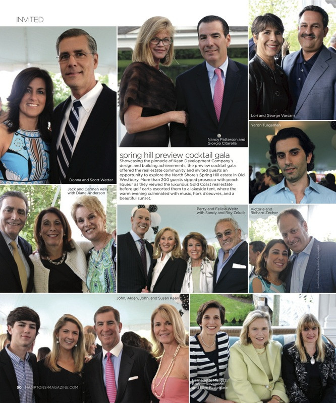 Hamptons Magazine Invited Section, 2012 Issue #4, Page 50