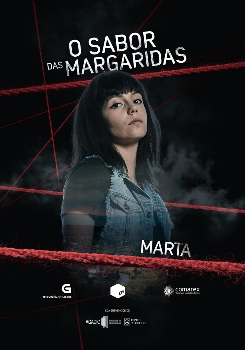 Paloma Saavedra en SABOR MARGARIDAS