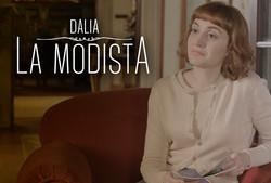 María Roja en Dalia a Modista
