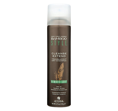 Cleanse Extend Translucent Dry Shampoo - Bamboo Leaf