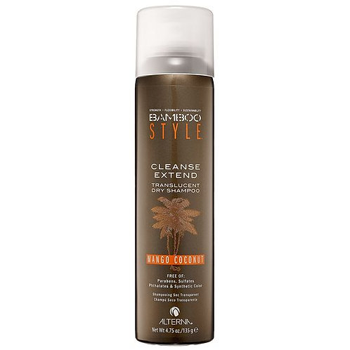Cleanse Extend Translucent Dry Shampoo - Mango Coconut