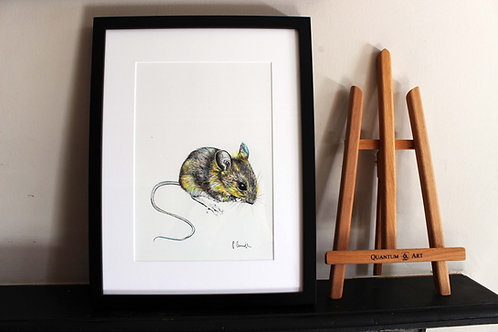 Mr Mouse Original Art