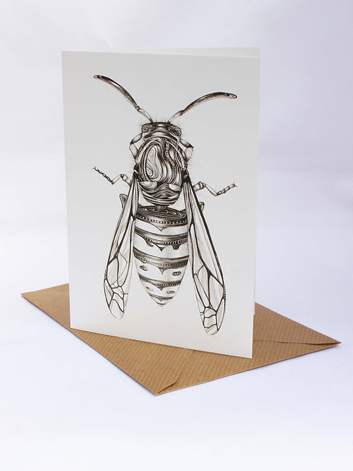 Waspish Card