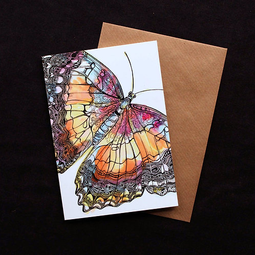 010 Flutterby Card
