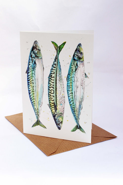 024 Triple Fish Card