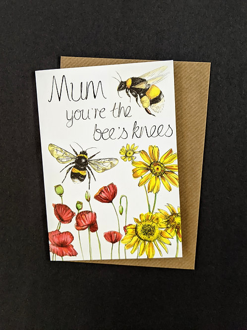 Mum You're the Bee's Knees