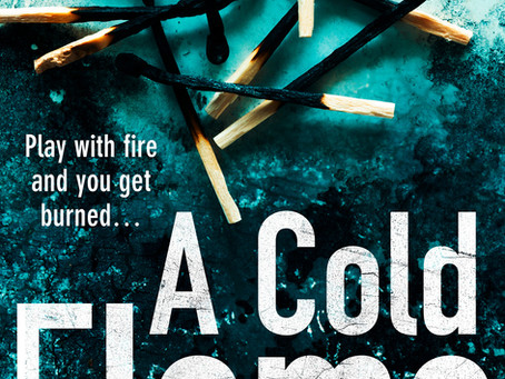 A COLD FLAME out now in e-book!