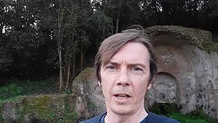 Rome Caves Catacombs Crime Novel Mystery