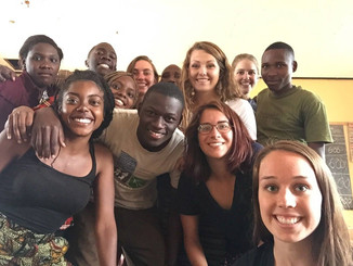 Volunteers and Cross-Cultural Learning