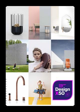 x50 design award - 2018