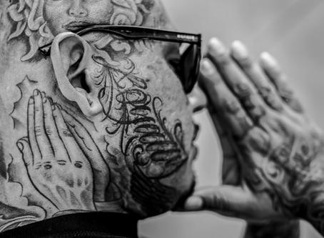 Les tatouages des gangs mexicains