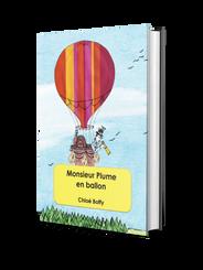 Monsieur Plume en ballon
