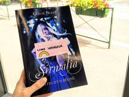 """Sirmalia"" entame son périple !"