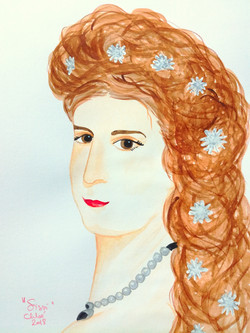 Elisabeth de Wittelsbach, dite Sissi