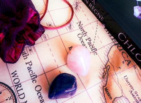 Les pierres de Jaspe