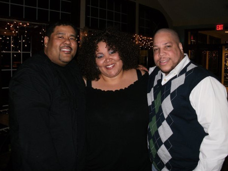 Maurice Joshua and Hula Mahone