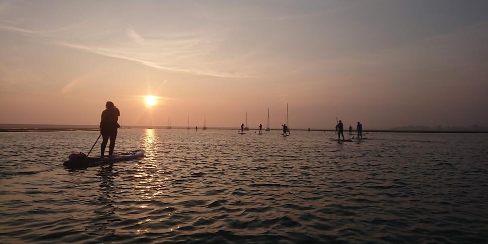 Keyhaven Sunset Paddle