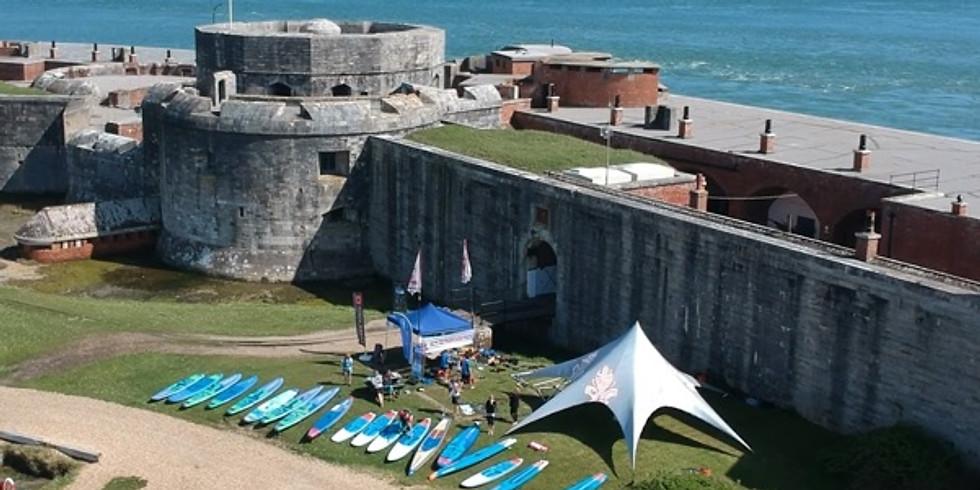 Hurst Castle SUP Event