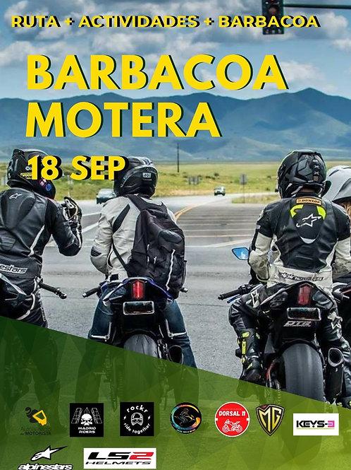 BARBACOA MOTERA 18 DE SEPTIEMBRE