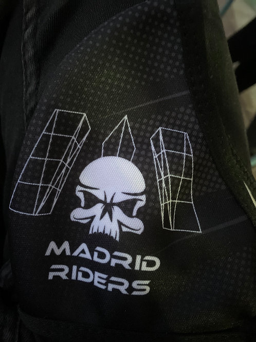 MASCARILLA MADRID RIDERS