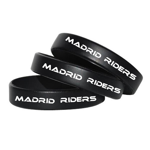 Pulsera Madrid Riders